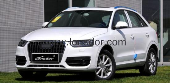 Audi - Q3 -2013 - key programming- Help - File -2