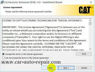 How to Install & Activate Cat Electronic Technician 2018C 5