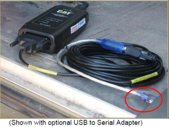 How - to - Setup - Caterpillar - CAT - ET - Diagnostic - Adapter - 3III - 10